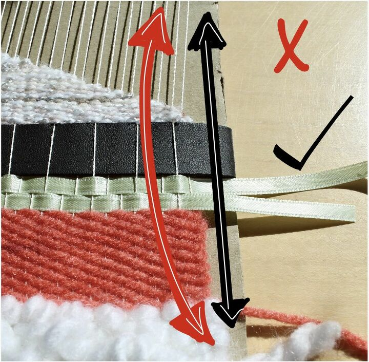 weaving on a budget