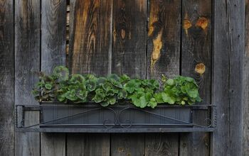 12 Gorgeously Easy DIY Planter Boxes for Spring