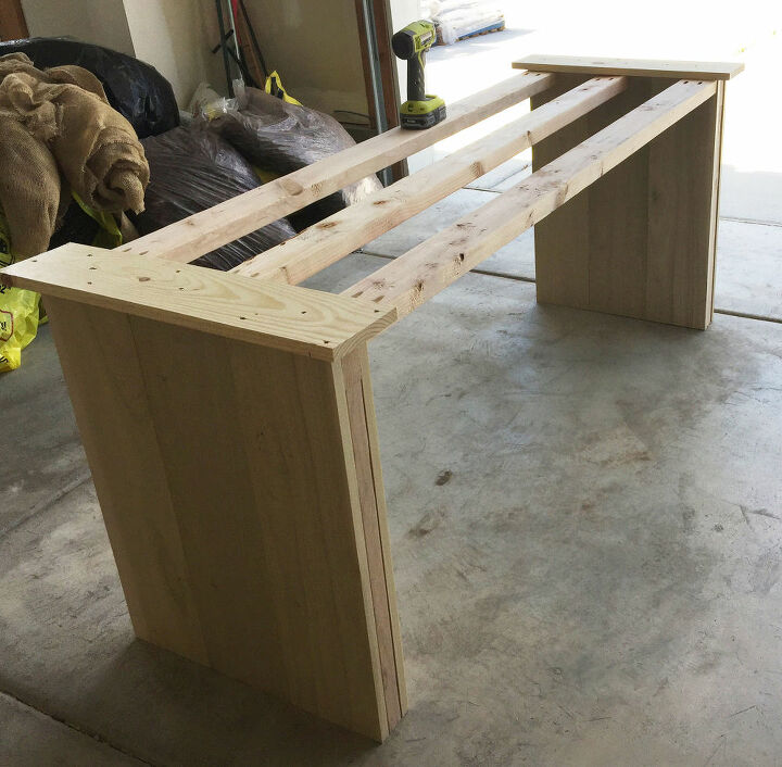 west elm inspired dining table