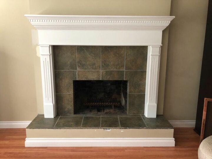 q fireplace ideas