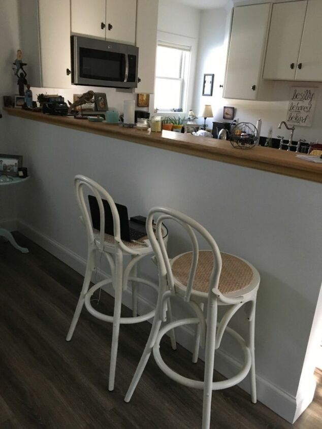 How can I make this a functional sitting area? | Hometalk