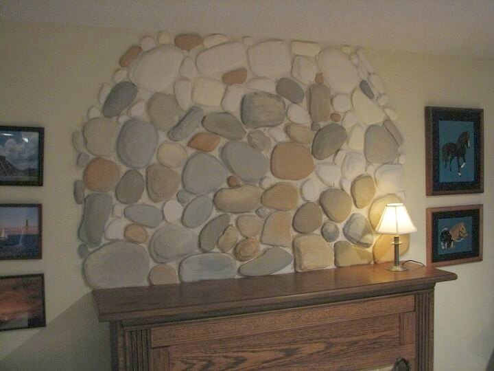 faux fieldstone