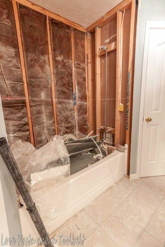 How to Install Tile Shower (Emily Glover)