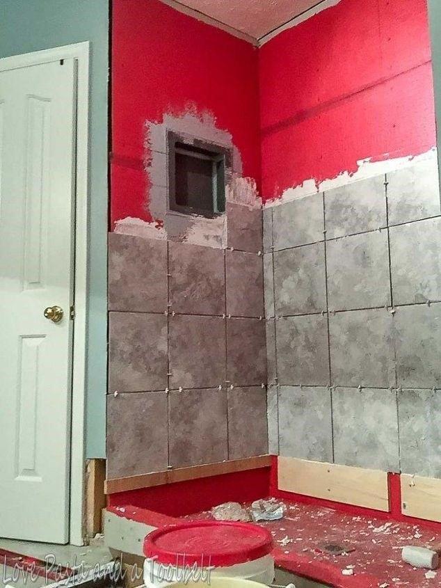DIY Tile Installation (Emily Glover)