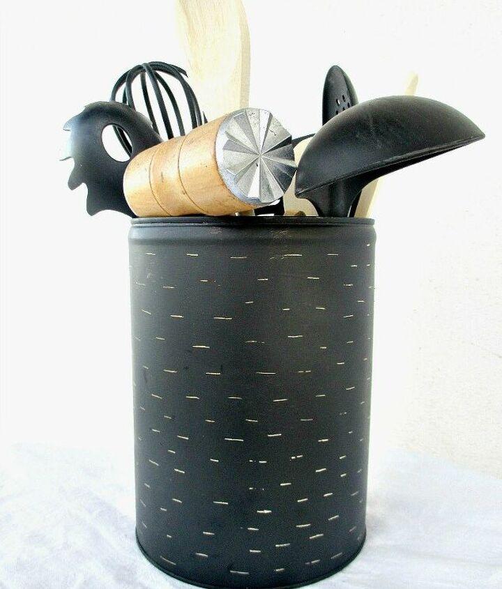 s 11 utensil holder ideas, High End Utensil Holder for Less