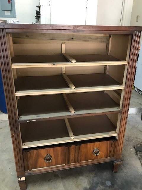 How To Make A Dresser Into Specialty Kitchen Cabinet Diy Hometalk