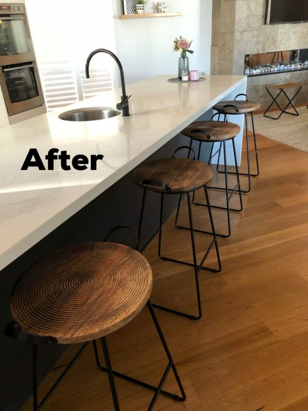 industrial barstool hack