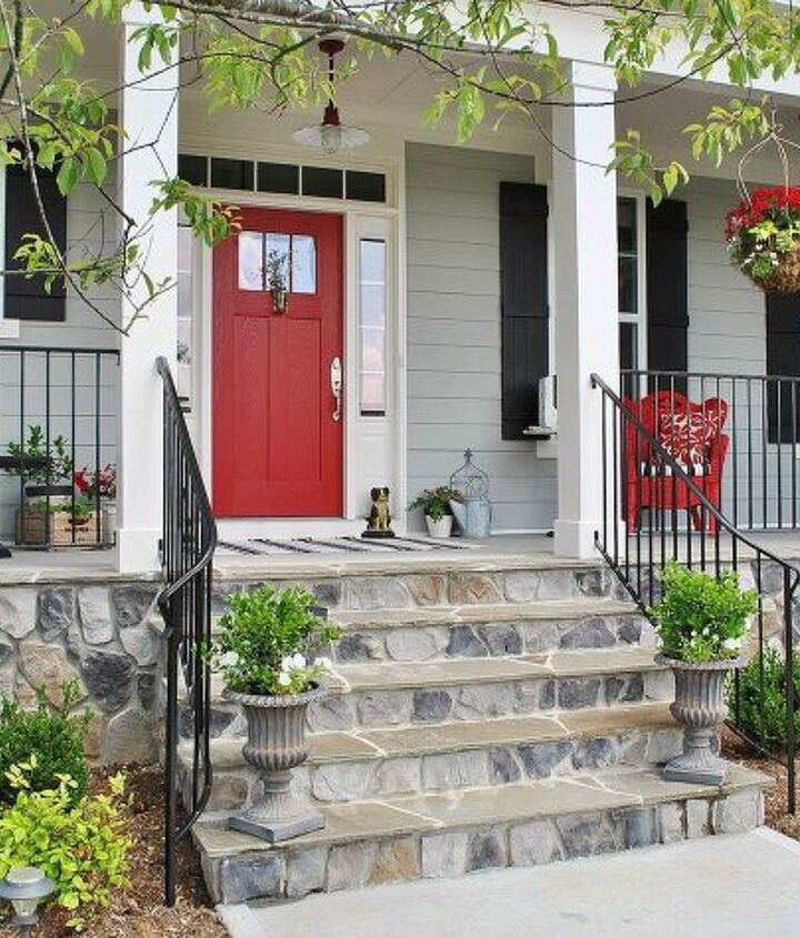 s front porch ideas, The Farmhouse Front Porch