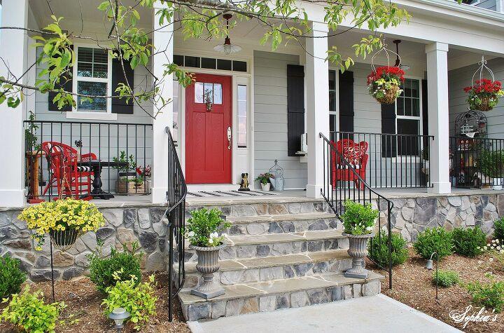 s front porch ideas, The Farmhouse Front Porch
