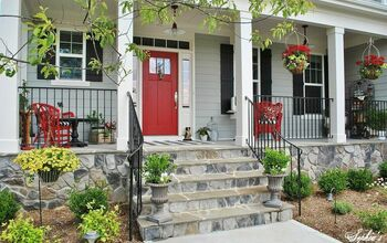 Front Porch Ideas to Help Your Home Make a Great First Impression