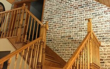 We're Exposing Great DIY Faux Brick Wall Projects You Can Try