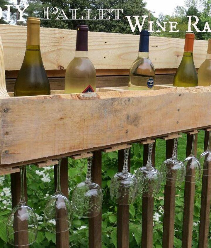 s 13 great diy wine rack ideas, Outdoor Wine Rack