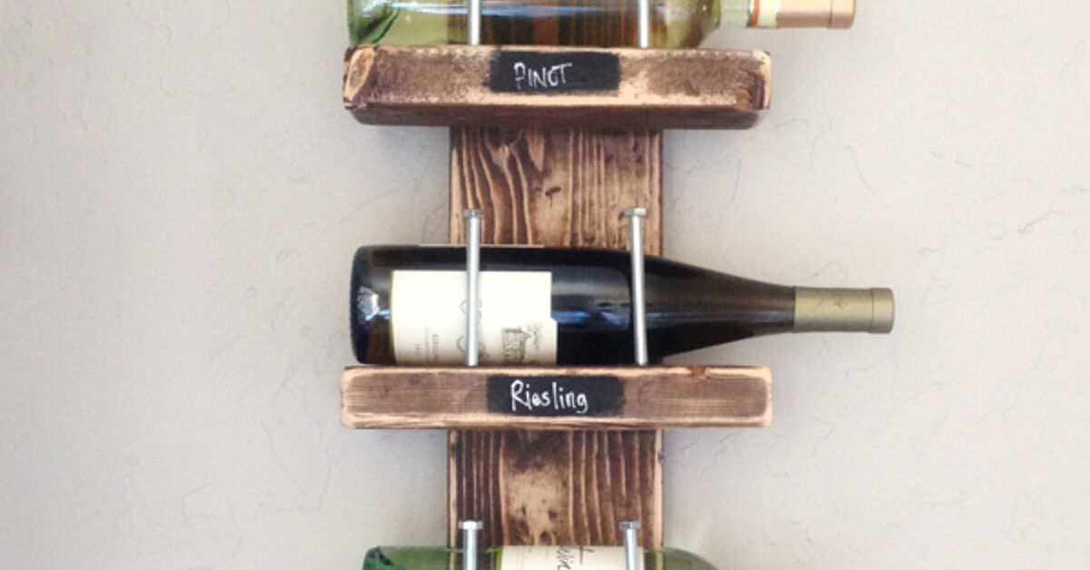 Make Drinking Wine Easier With Our Wine Rack Ideas Hometalk