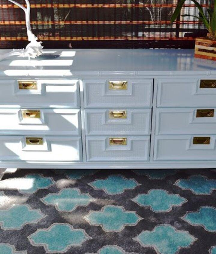 s dresser decor ideas, Vintage Dresser Turned New