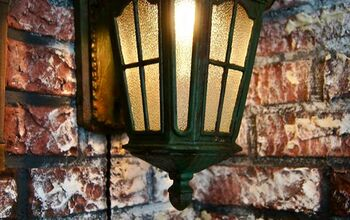 Let's Make a Rusty Wall Light!