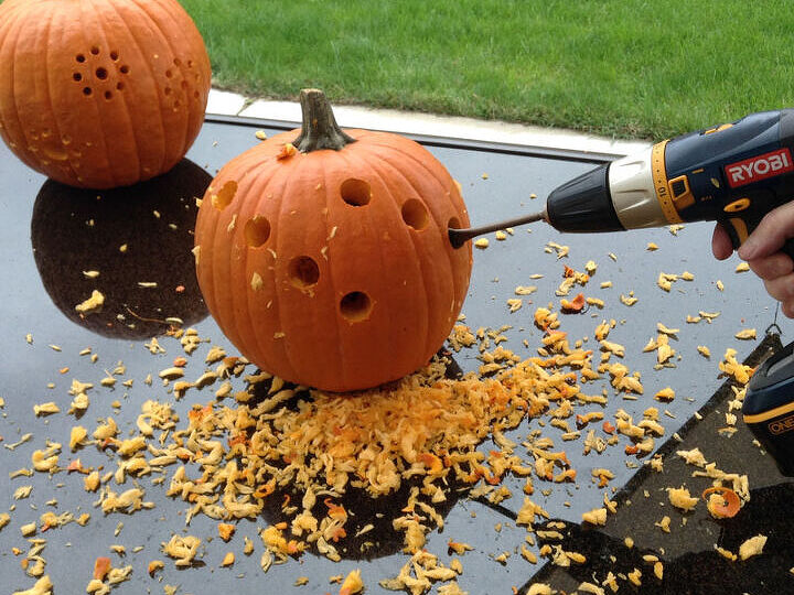 13 Pumpkin Carving Ideas for Spine-Tingling Halloween Curb Appeal