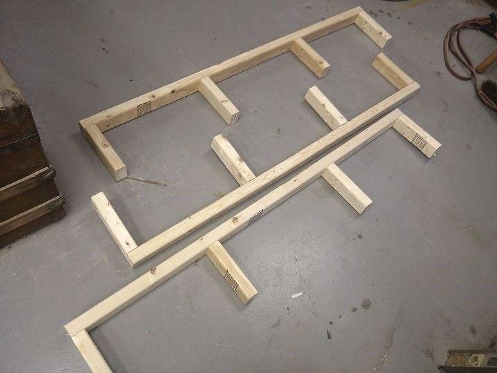 Floating Shelf Preparations (OnBlissStreet)