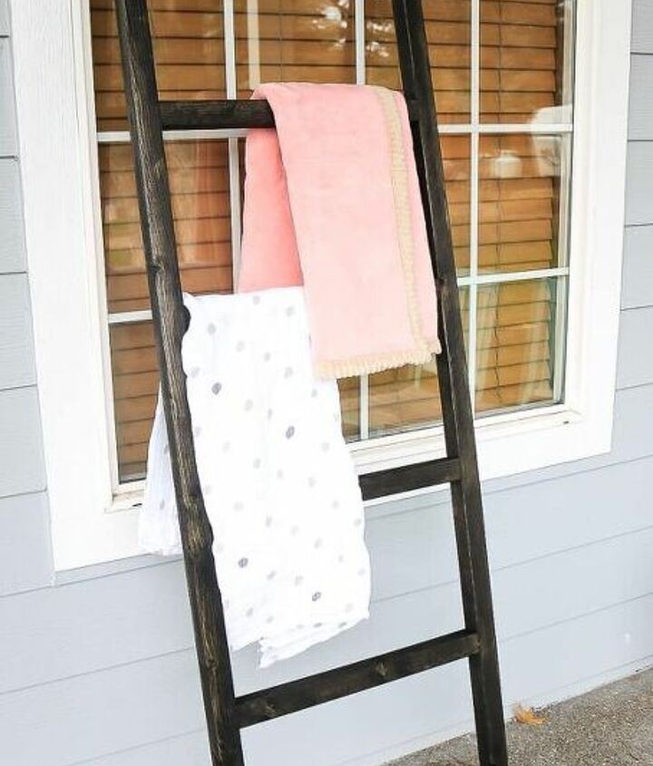 s blanket ladder, Beautiful Baby s Blanket Ladder