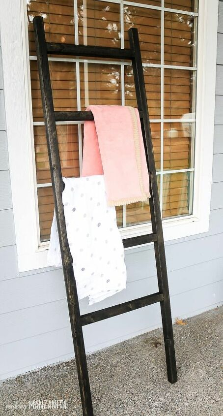 s blanket ladder, Beautiful Baby s Blanket Ladder