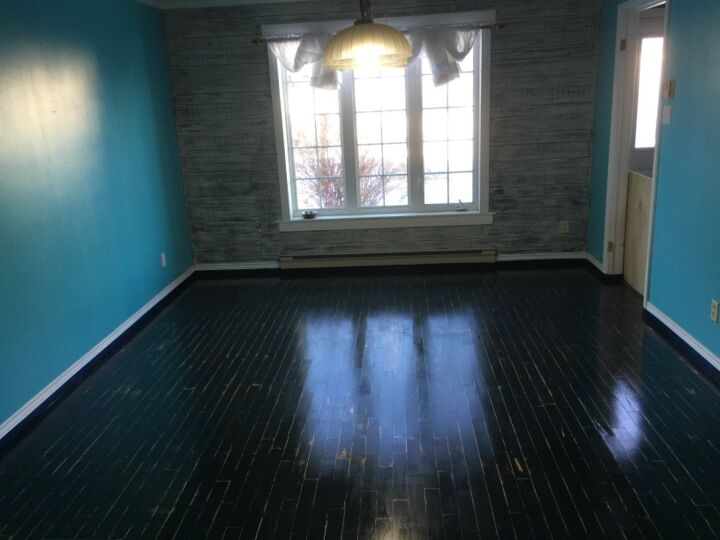 s 18 chalk paint ideas, Paint the Floors and Walls