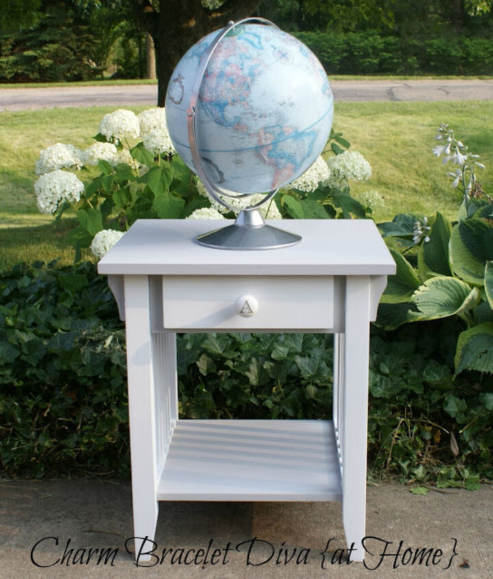 simple and easy end tables