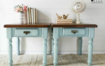 How to Transform Your End Tables Into Stunning Pieces With DIY Ideas