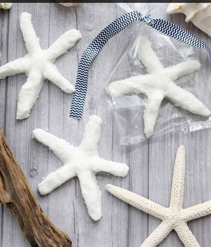 s diy bath bombs, Make Your Own Starfish DIY Bath Bombs