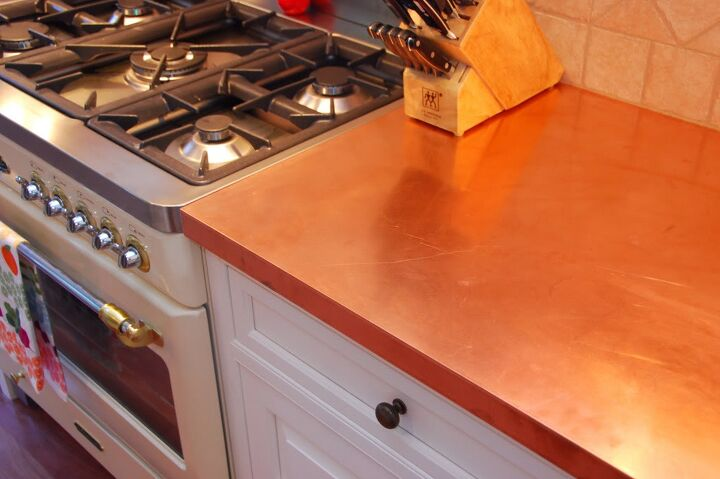 s diy copper ideas, Copper Kitchen Fixtures