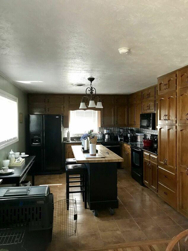 How to redo my kitchen cabinets?   Hometalk