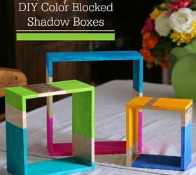 17 Thrilling Shadow Box Ideas Made With Style Hometalk