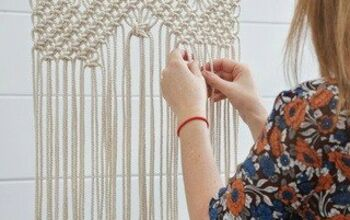 Simple, Elegant and Affordable: What Is Not to Love About Macrame?
