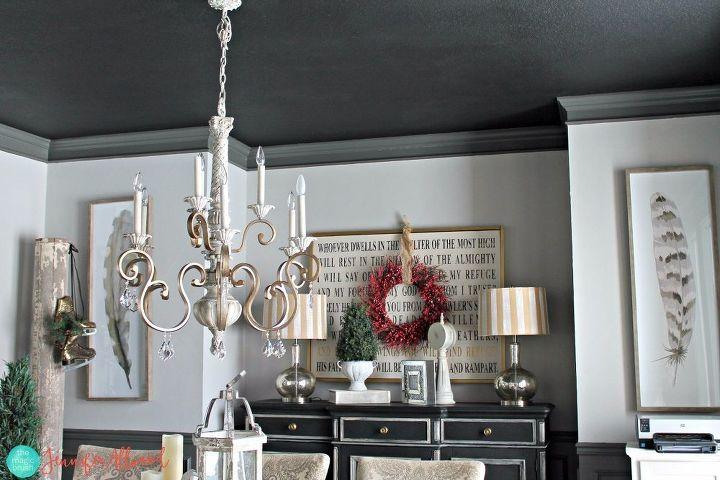 Ceiling Paint Finish (Jennifer Allwood)
