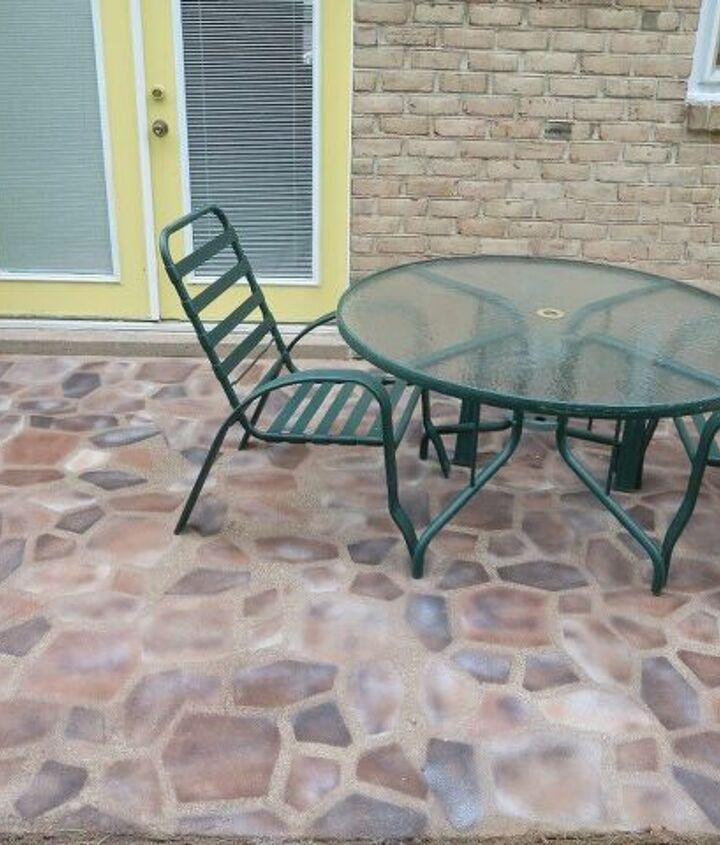 inexpensive outdoor patio pavers