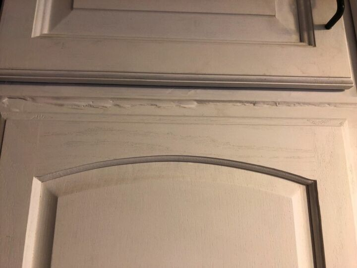 Touch Up with Drywall Mud