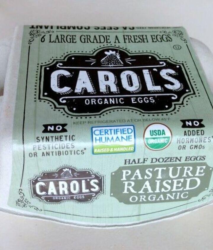 decoupage egg cartons