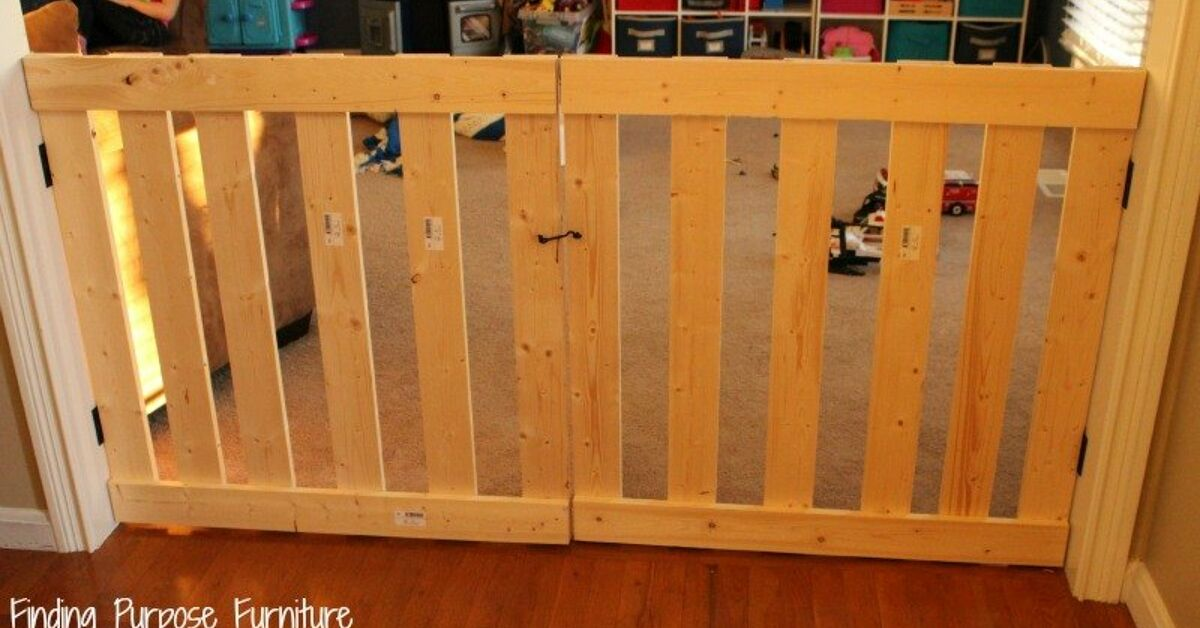 Ideas For The Perfect Diy Baby Gate To Keep Toddlers Safe