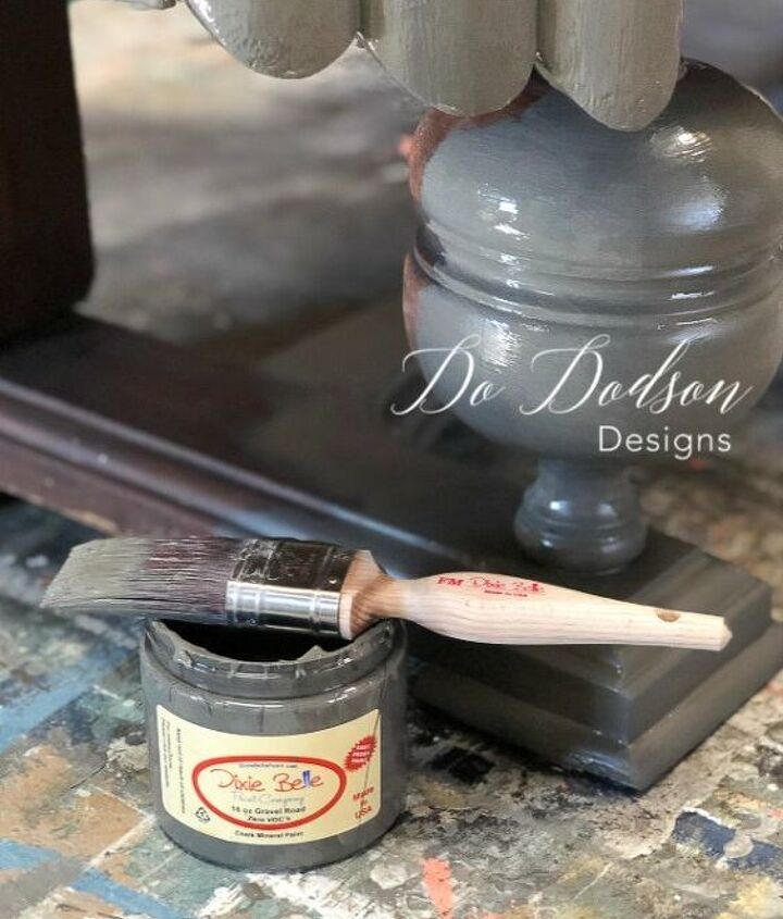how to quick easy decor transfers for painted furniture