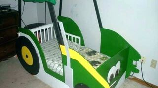 size 40 6b0e8 1a55c How to build a John Deere toddler bed? | Hometalk