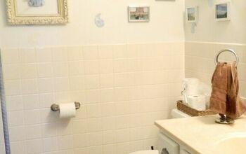 Clever Bathroom Tile Ideas