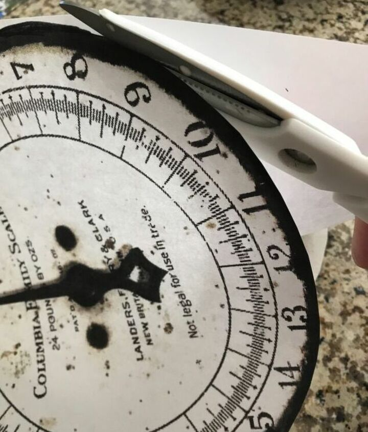 farmhouse hanging scale