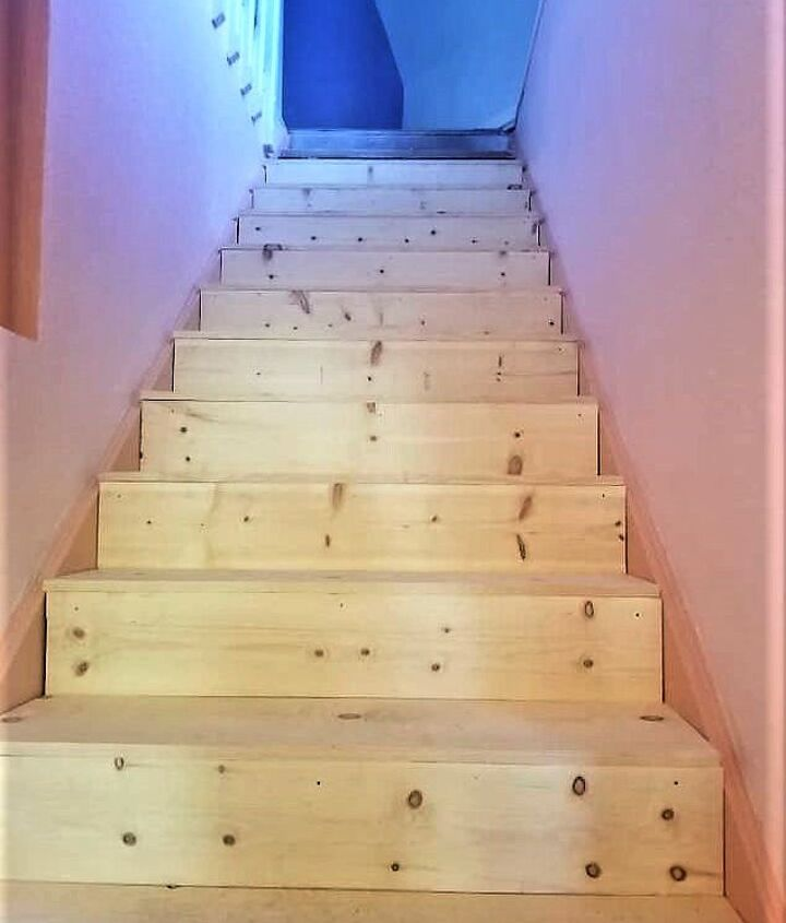 s use paper on your furniture for these great updates, Paste it on your stairs for an artsy illusion