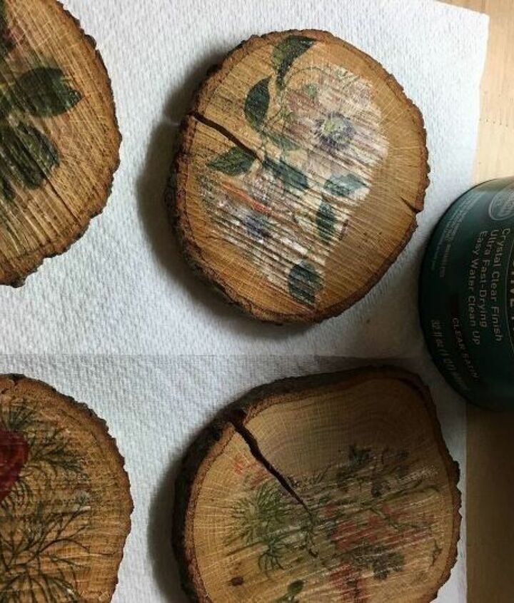 s 12 ways to keep coffee rings off of your furniture, DIY Photo Coasters