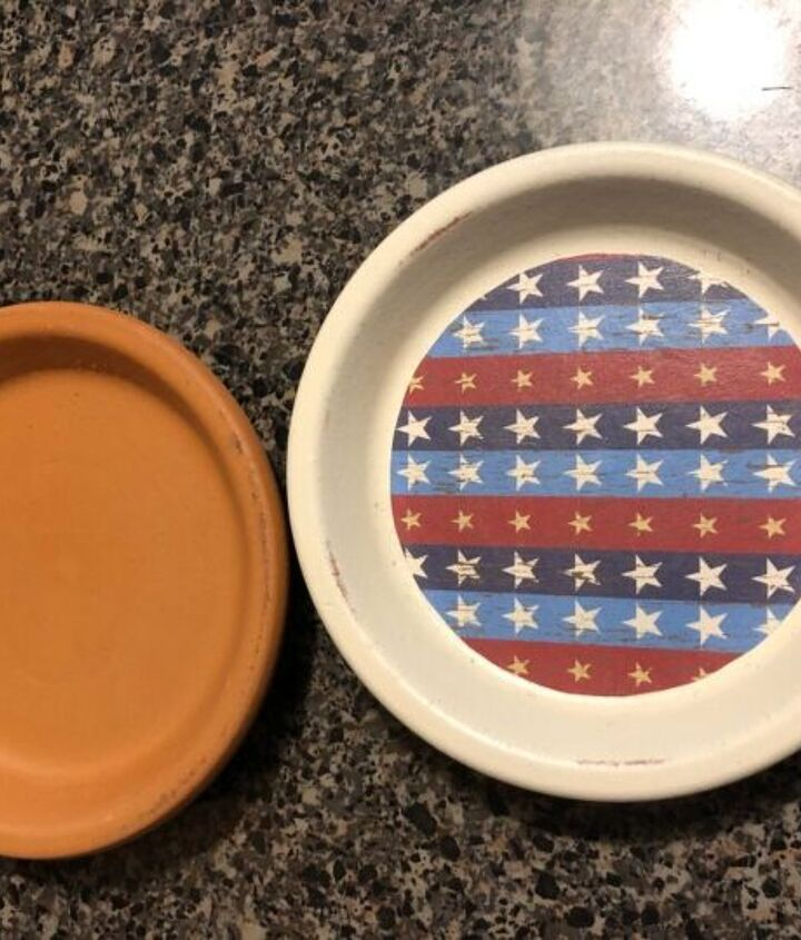 s 12 ways to keep coffee rings off of your furniture, Terracotta Coaster