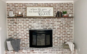Faux Finishes That'll Take Your Fireplace to the Next Level!