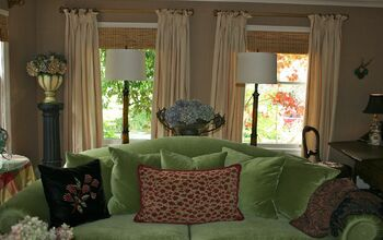 How Versatile Velvet Can Bring a Classic Charm to Curtains and Chairs
