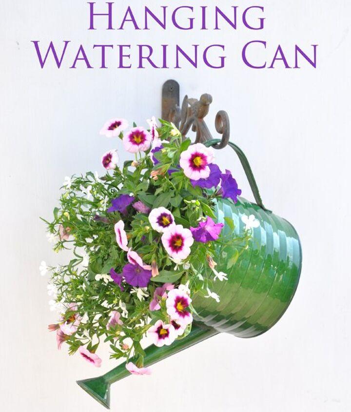 s diy hanging plants, Create Different DIY Hanging Plant Baskets