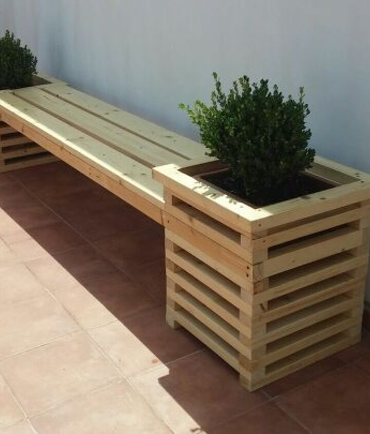 s 18 projects to prepare your outdoor space for summer, A place for your guests and plants to sit