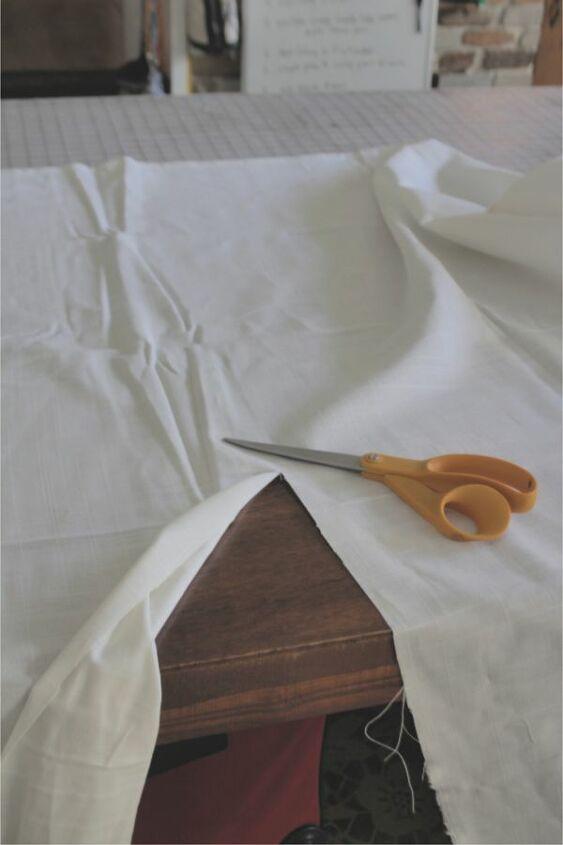 how to make ikea ritva curtains look like expensive custom made drapes