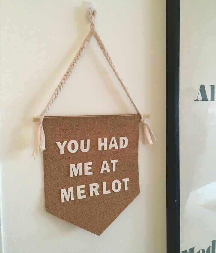 s these charming ideas will make your home look pinterest worthy, This quirky wall sign
