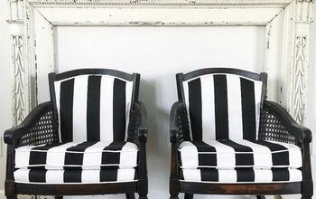 The Black & White Striped Twins